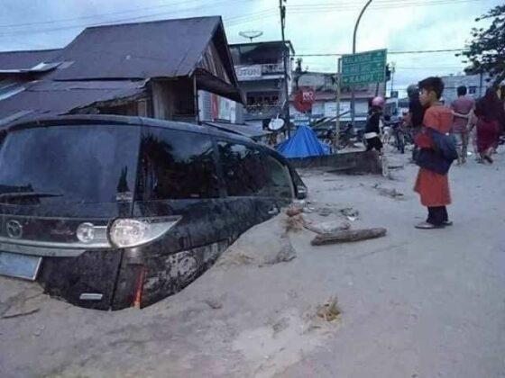 Mengerikan, Begini detik-detik Banjir Bandang Masamba Luwu Utara