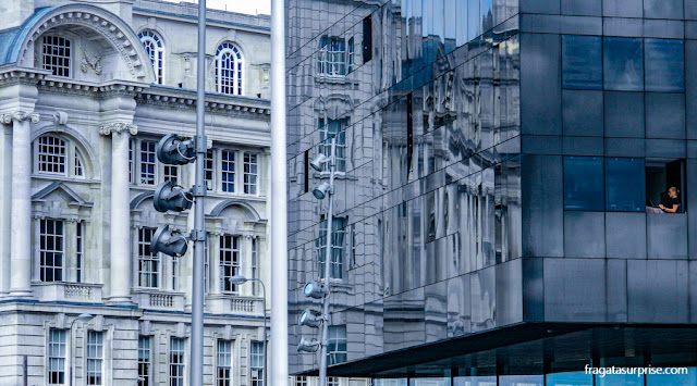 Arquitetura em Liverpool