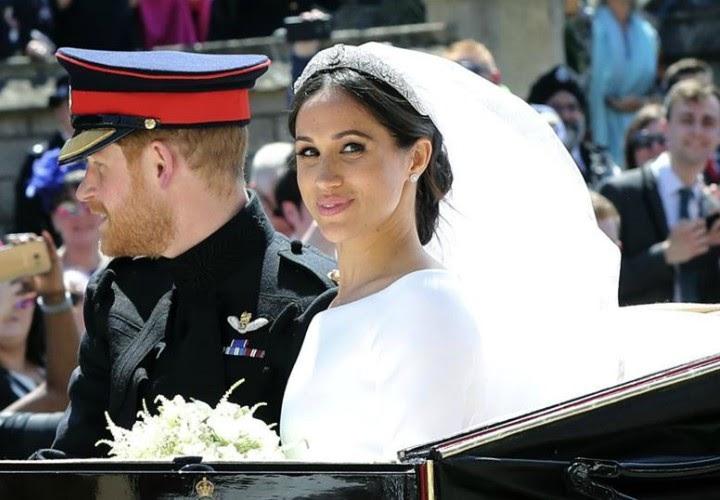 Nunta Harry si Meghan Markle
