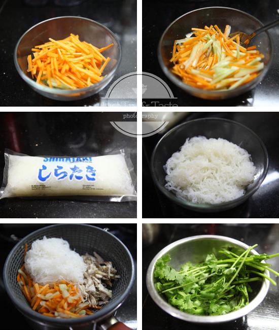 Resep Vietnamese Salad Rolls JTT