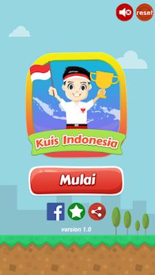 Game Kuis Pengetahuan Indonesia