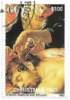 Selo Sansão e Dalila