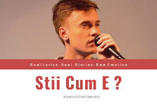 New Lyrics Stii Cum E by George Hentu