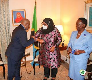 Comores/Tanzanie : les transports au menu des discussions en marge de l'Assemblée Générale de l'Onu