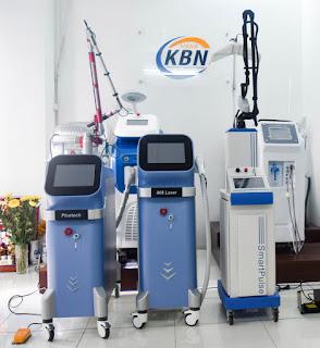Máy điều trị sắc tố da chính hãng