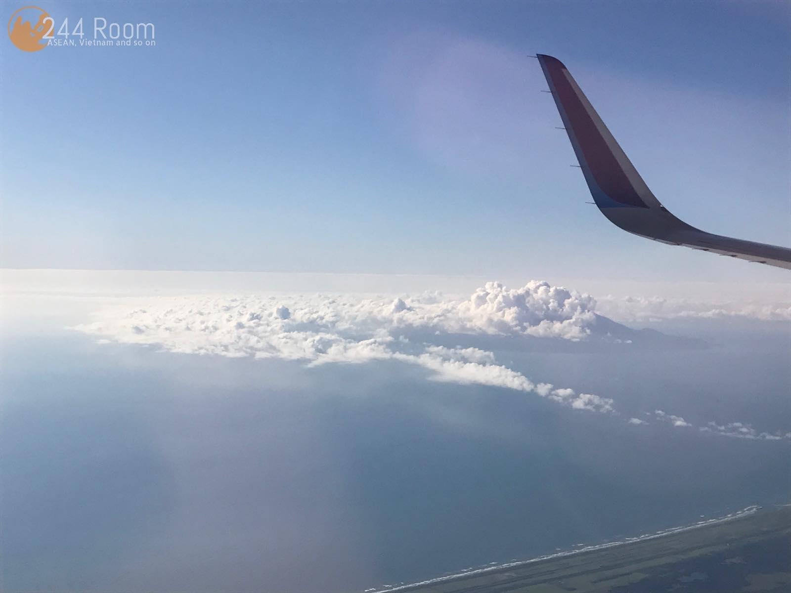 Flight ANA573-A321 2