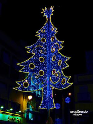 Sevilla - Navidad 2019 - Plaza del Salvador
