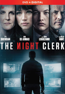 The Night Clerk [2020] [DVD R1] [Subtitulada]