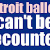 "DEEEE-TROIT ... Can you say, ""VOTER FRAUD""?"