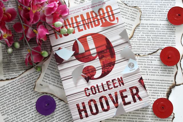 Novembro, 9 - Colleen Hoover