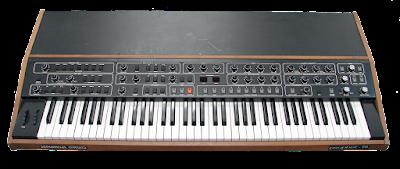 El Prophet T8, sintetizador insignia de Sequential Circuits en la primera mitad de los años 80.