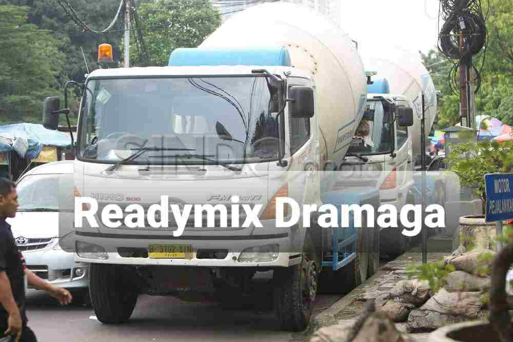 harga ready mix Dramaga