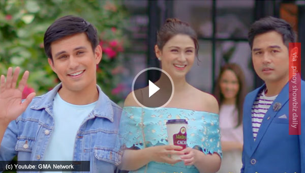 Watch: GMA7's I Heart Davao teaser starring Tom Rodriguez, Benjamin Alves, and Carla Abellana