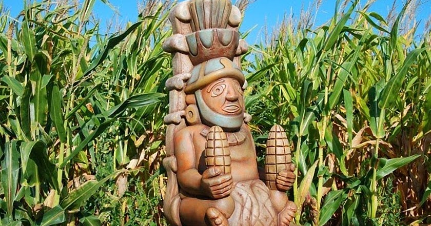 Maize-centric diet may have contributed to ancient Maya collapse
