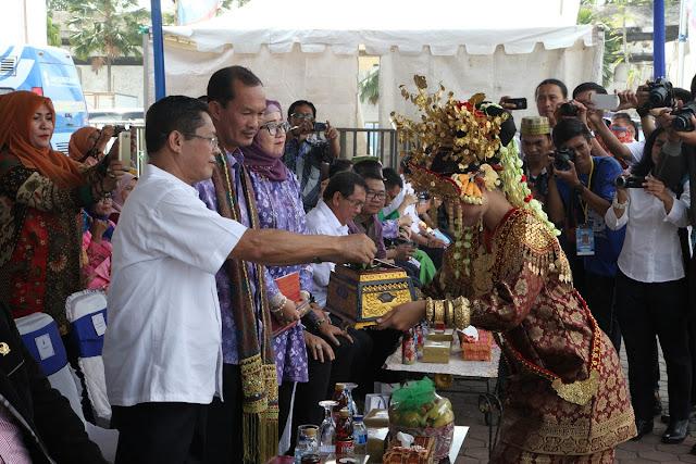 Pemprov Apresiasi Kegiatan Palembang Expo 2016