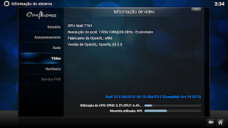 Análise Radxa Rock 2 (RK3288, 2GB RAM, 16GB ROM) 39