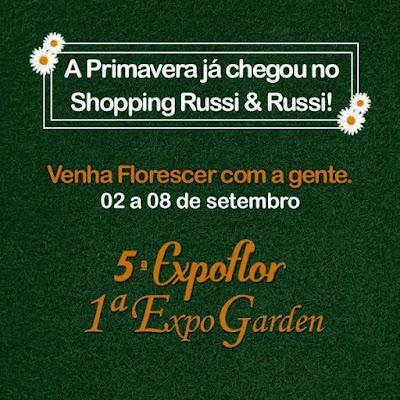Expoflor e Expogarden