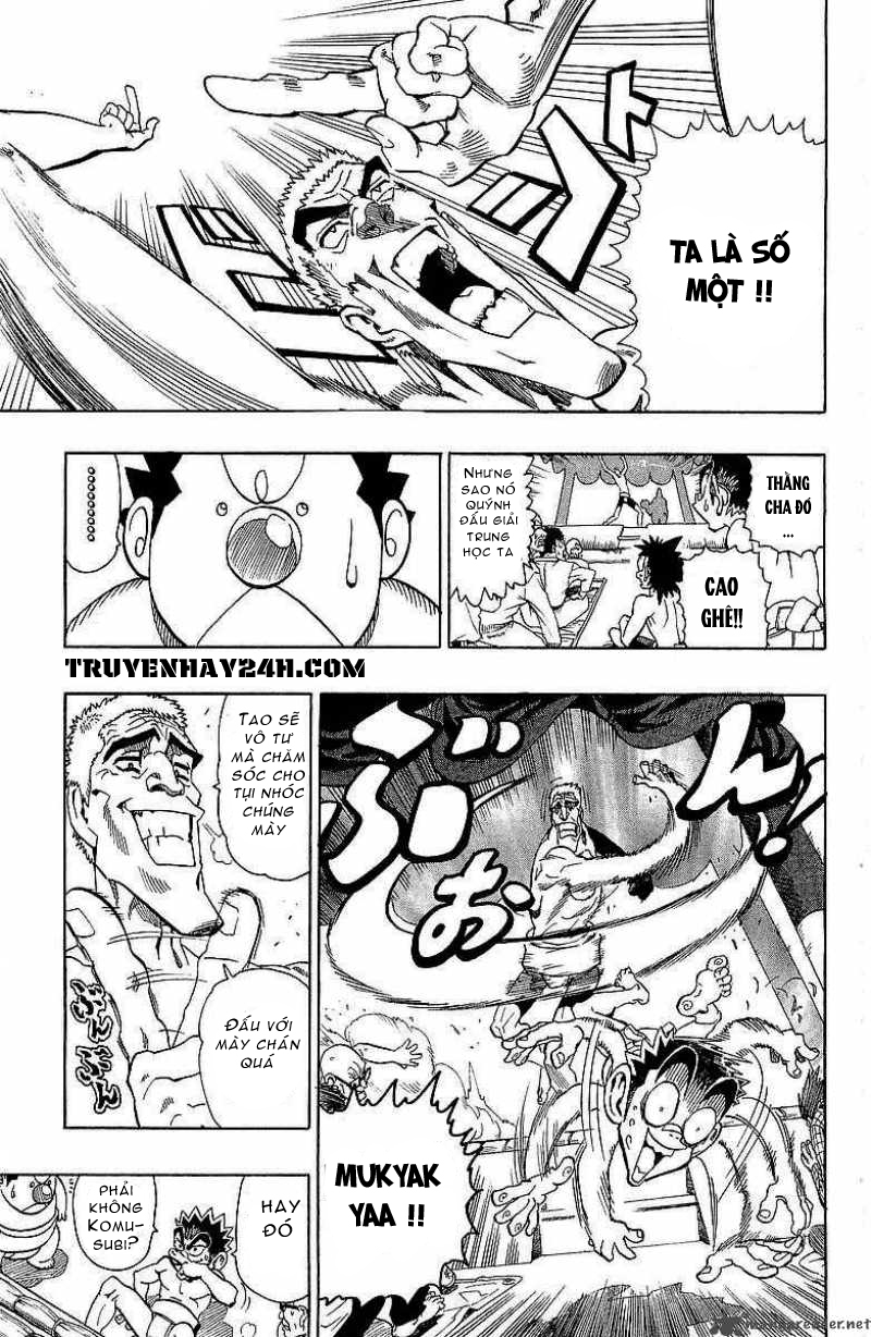 Eyeshield 21 chapter 114 trang 16