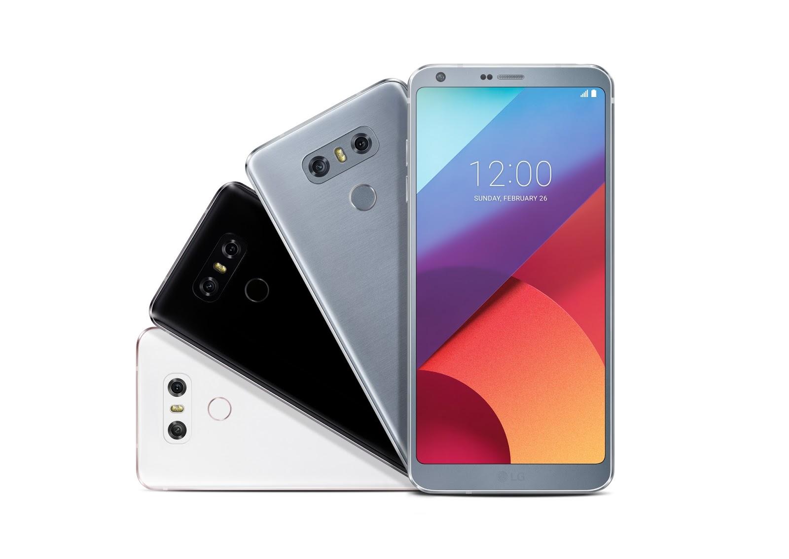 Nuovo LG G6 | Immagini - Video - Caratteristiche HTNovo