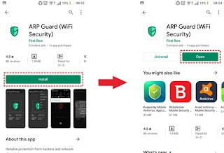 Cara Melindungi Koneksi Internet HP Android dari Serangan Netcut