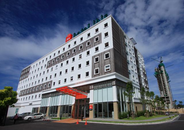 Ibis Pattaya Hotel in Pattaya, Thailand