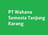 PT Wahana Semesta (Harian Rakyat Lampung)