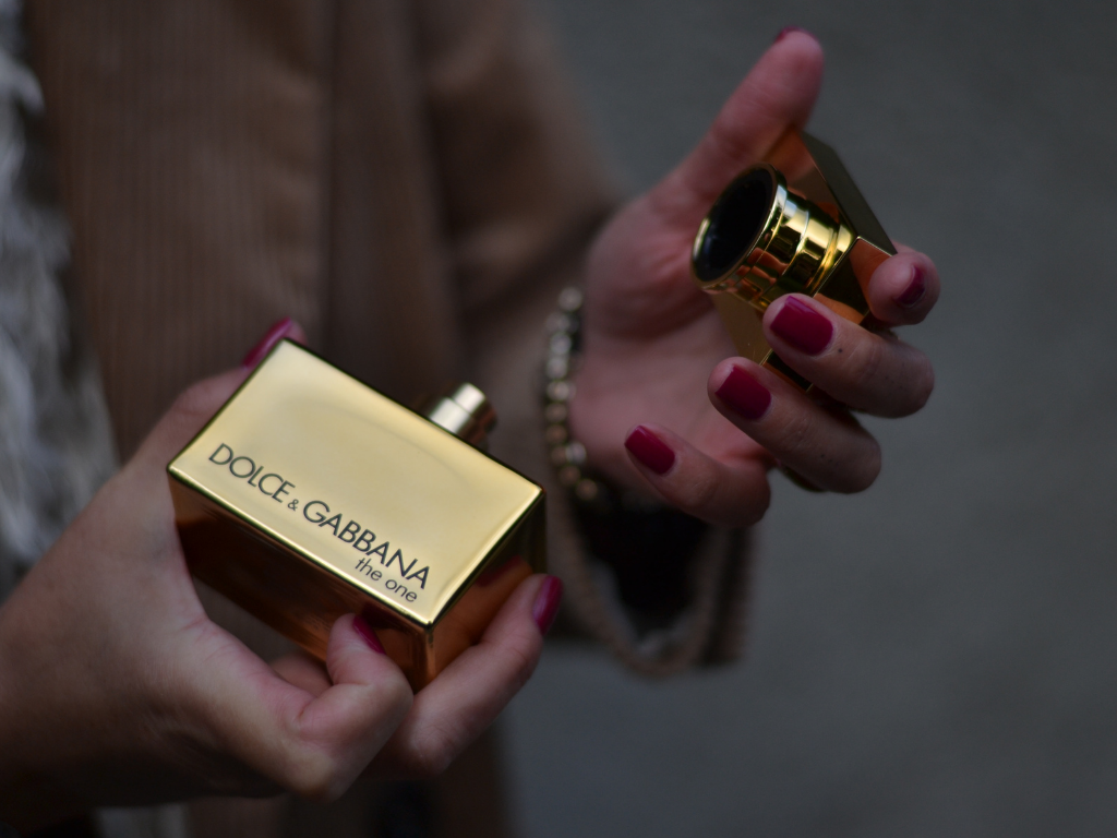Twój świetlisty urok czyli Dolce & Gabbana The One Gold