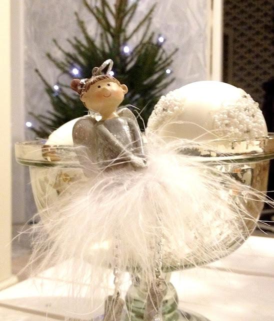 enkeli, joulukoiste