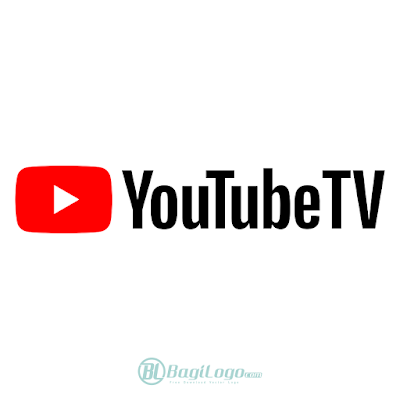 YouTube TV Logo Vector