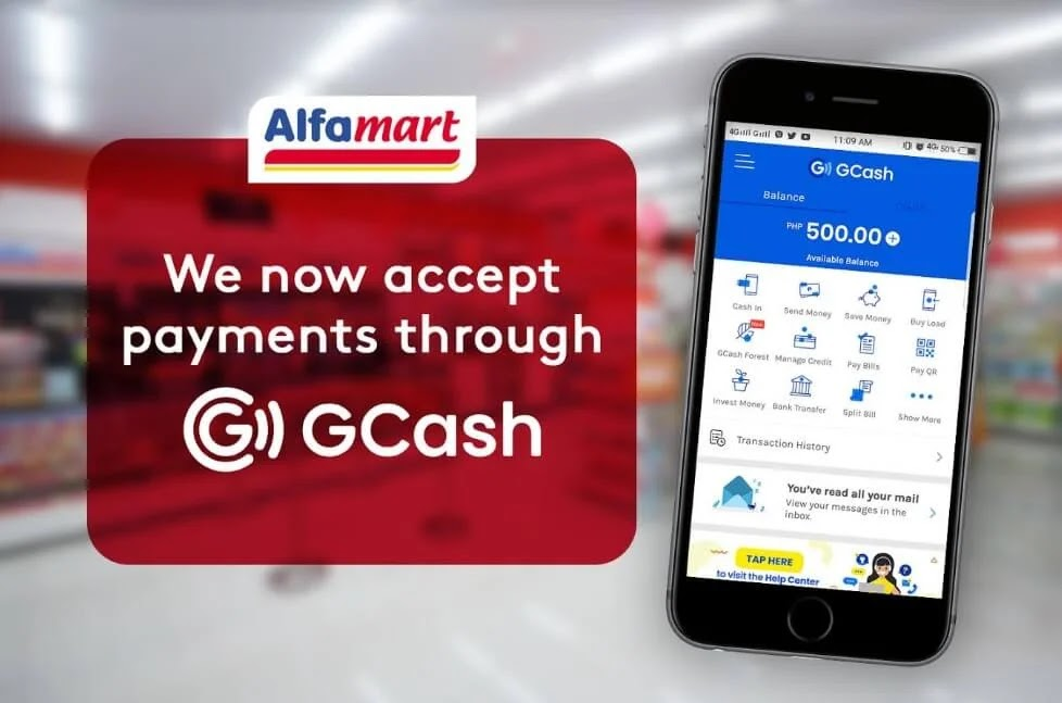 Alfamart expands GCash payment coverage to most stores