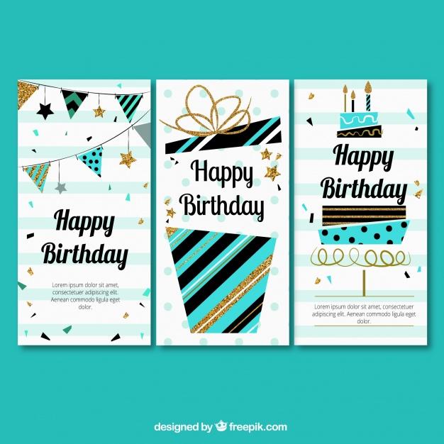 17+ Template Undangan Ulang Tahun Free PSD,Ai,Vektor 2018