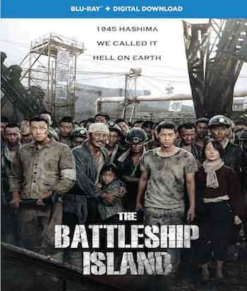 The Battleship Island 2017 480p 400MB BRRip Dual Audio