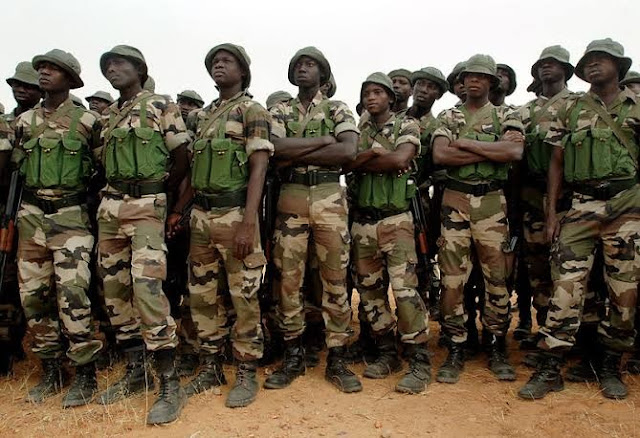 Off-Duty Soldier Narrates His Bitter Encounter With SARS In Enugu