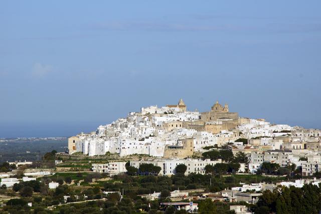 Ostuni-Puglia-Italia