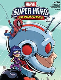 Marvel Super Hero Adventures: Webs and Arrows and Ants, Oh My!