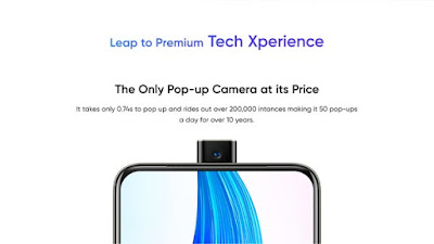 Realme X Mobile Price, Wallpaper Download and Launching Date in India