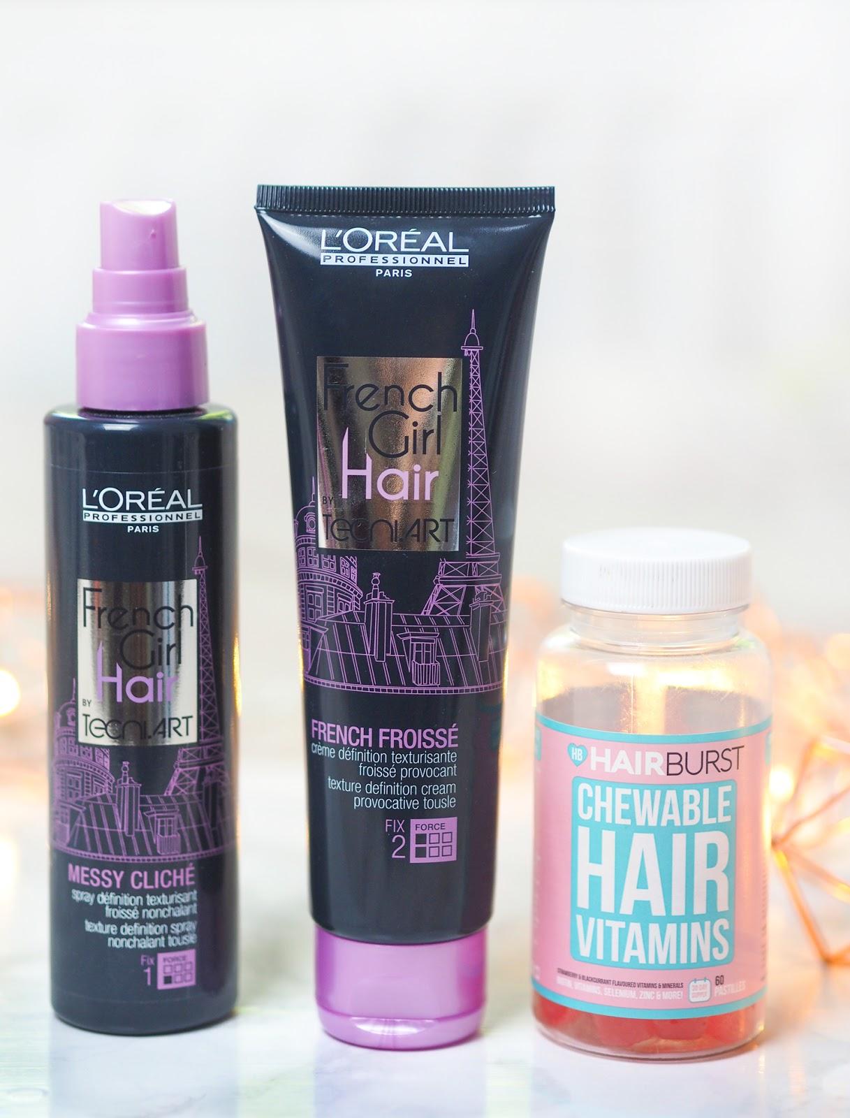August Favourites French Girl Hair Hairburst