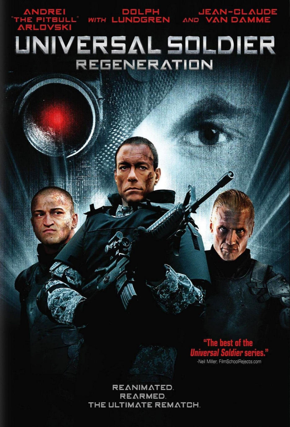 UMUSTBEBORED: UNIVERSAL SOLDIER: REGENERATION (Pay ...