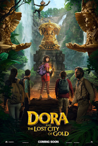 Dora and the Lost City of Gold (BRRip 720p Dual Latino / Ingles)