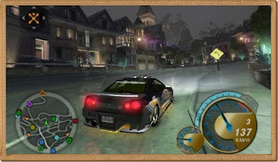 Need for Speed Underground 2 PC Games Gameplay