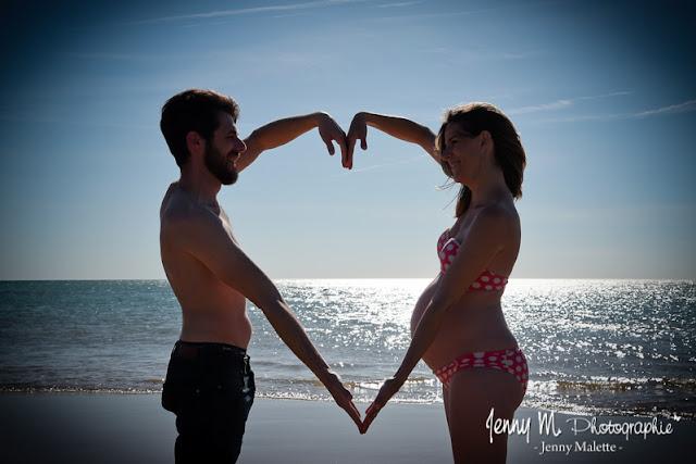 séance photos couple à la plage vendée 85 la rochelle 17