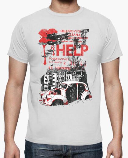 Camisetas Hombre - HELP