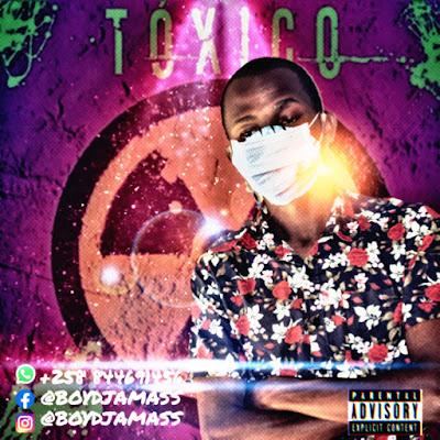 Djamass - Tóxico { Produzida por Jamma Beats}