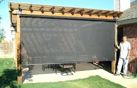 Benefits Of Installing Outdoor Patio Shades