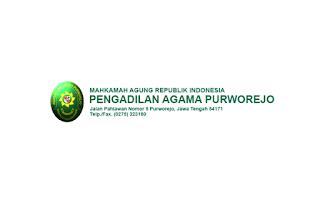Penerimaan PPNPN Pengadilan Agama Purworejo