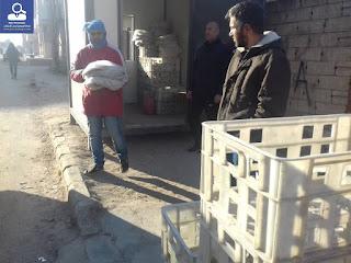 الخبز احد اوجه المعاناة لدى سكان روج آفاي كردستان / شمال شرق سوريا(+ صور)
