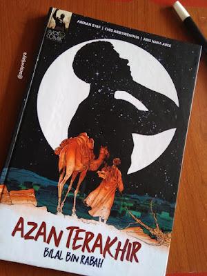 Review Buku: Adzan Terakhir Bilal Bin Rabah