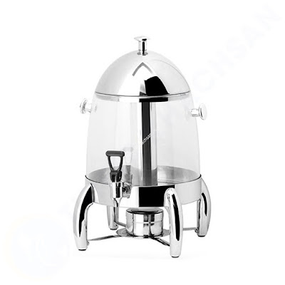Bình đựng nước inox buffet nóng lạnh 12 lít AT90012