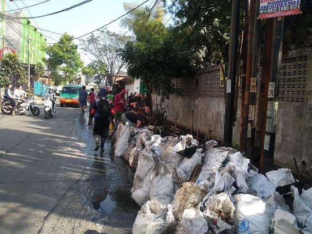 Selama Masa Pandemi Covid-19, Timbulan Sampah di Cimahi Cenderung Meningkat