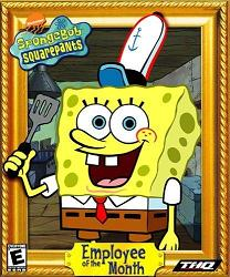 Spongebob%2BSquarepants%2B%25E2%2580%2593%2BEmployee%2BOf%2BThe%2BMonth - Spongebob Squarepants – Employee Of The Month | PC